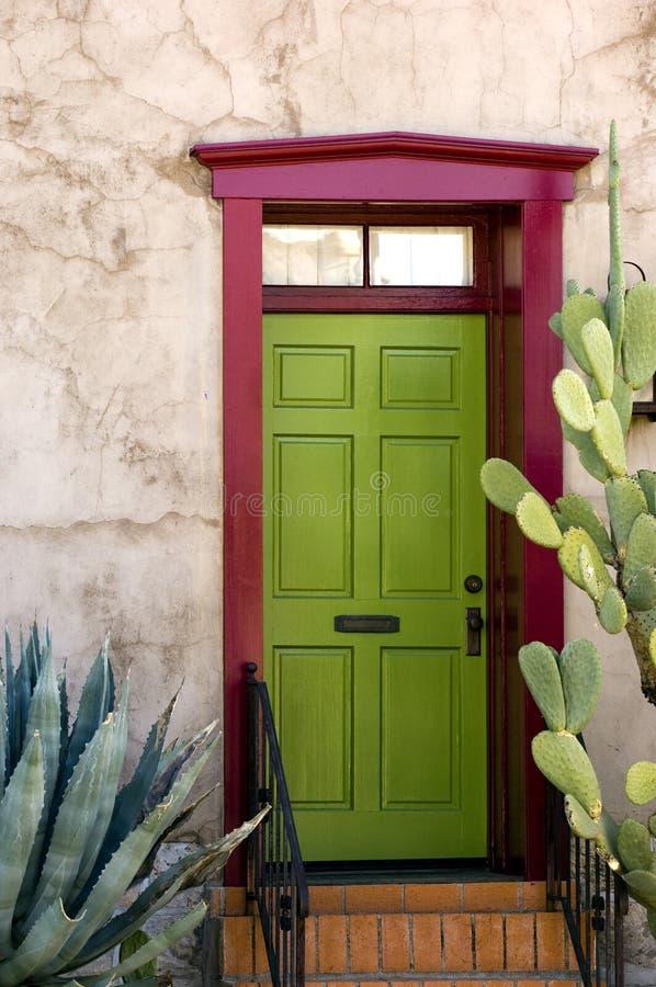 Finestra del Tucson fotografia stock