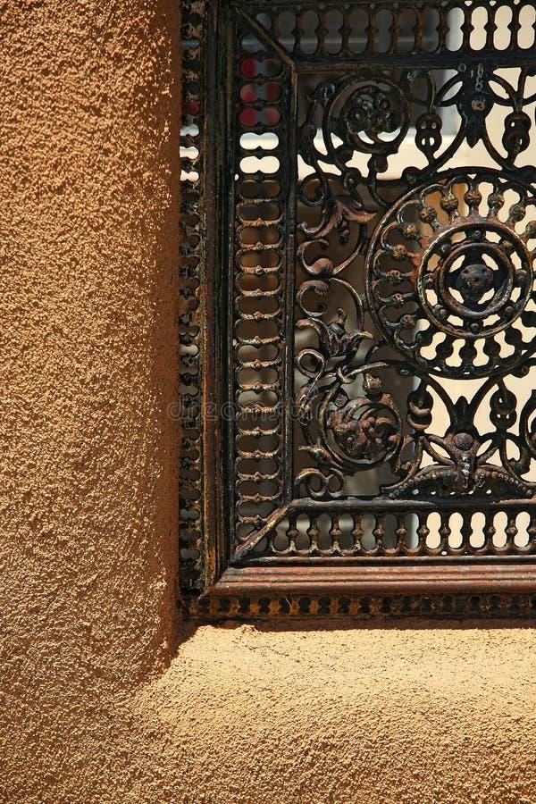 Finestra di Albuquerque immagini stock