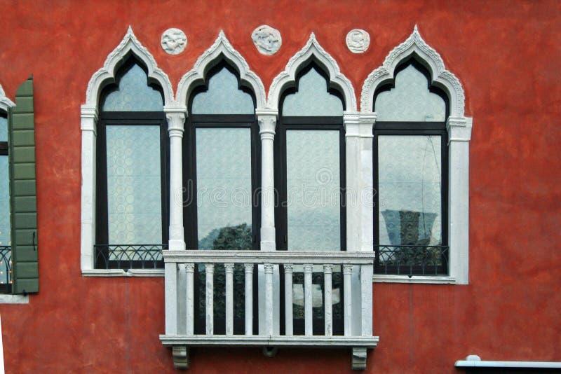 Finestra Di Venezia Fotografia Stock Immagine Di Italia
