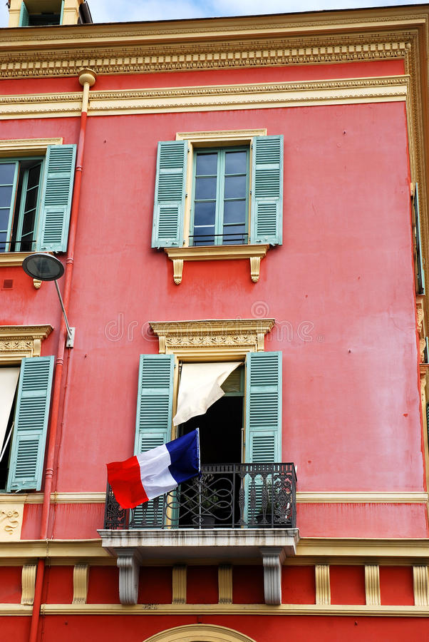 Finestra francese fotografia stock libera da diritti