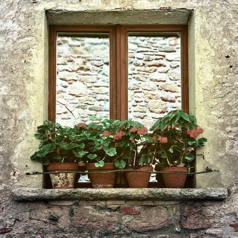 finestra italiana immagine stock libera da diritti