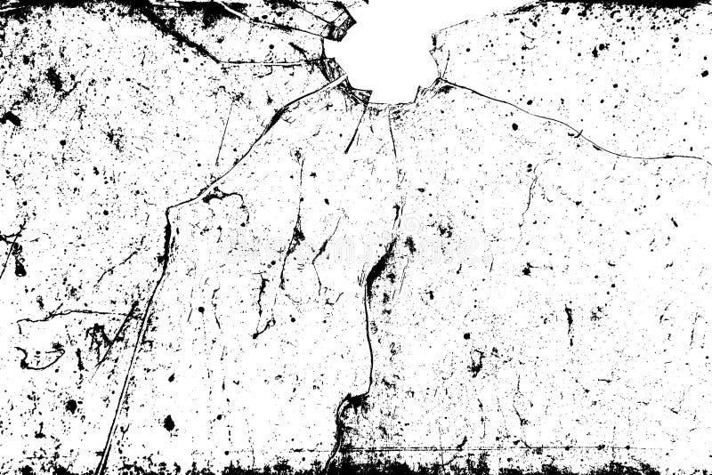 Finestra rotta immagini stock