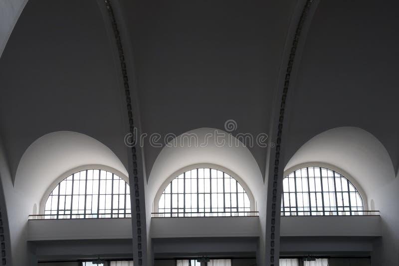 Finestre del lucernario immagine stock