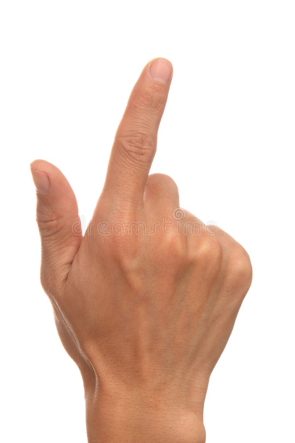 Download Finger 8 stock photo. Image of pair, ideas, sign, finger - 8001002