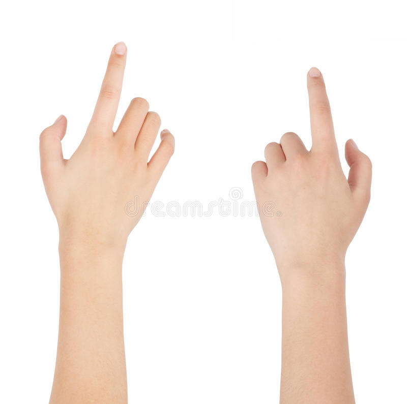 Download Finger click stock photo. Image of hand, people, gesture - 29023922
