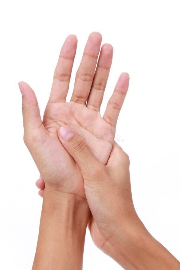 Finger del disparador fotos de archivo libres de regalías