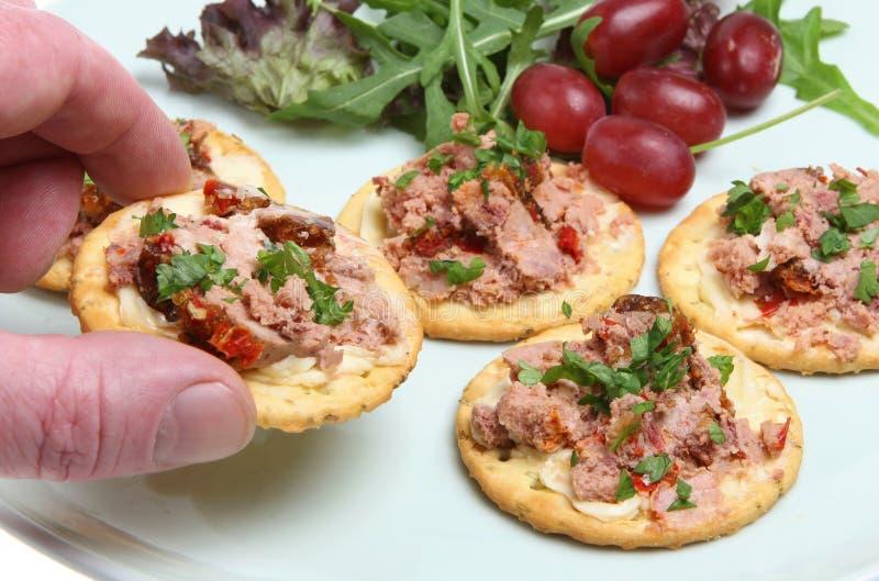 Finger Food stock photo