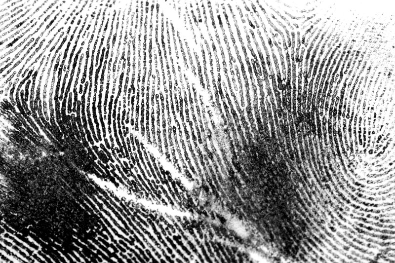 Download Finger Print 1 Royalty Free Stock Image - Image: 521666