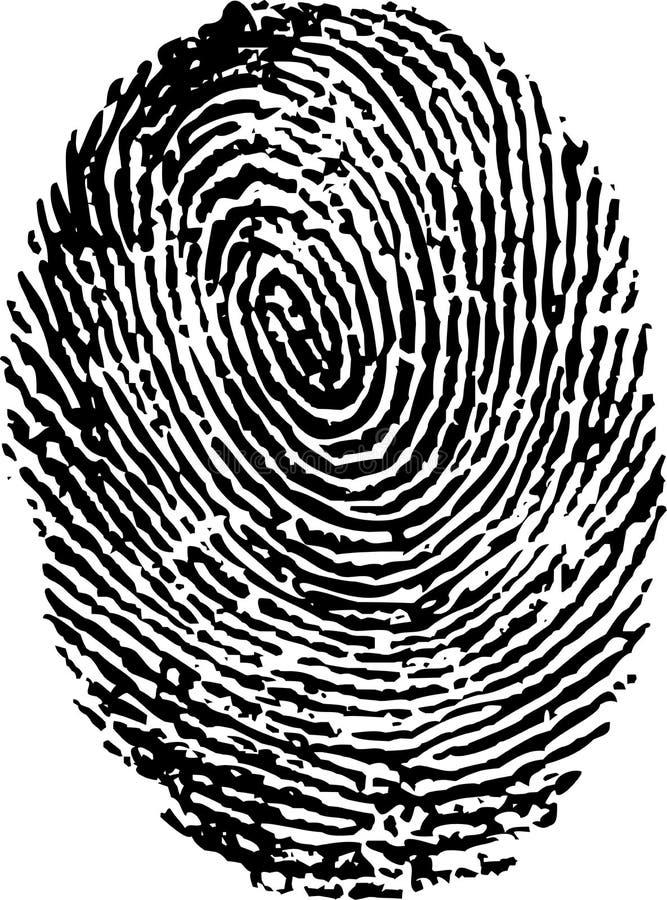 Free Finger Print Royalty Free Stock Image - 10773916