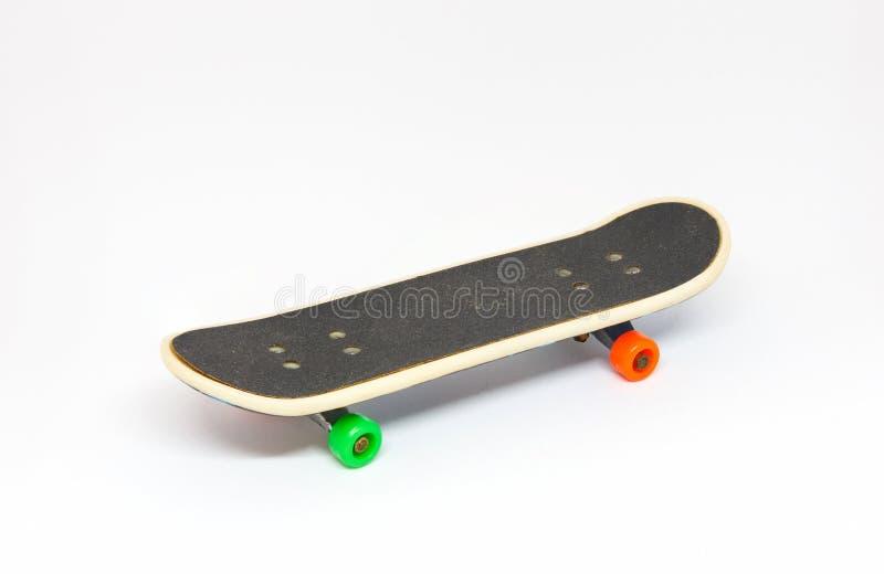 Finger skate. royalty free stock photos