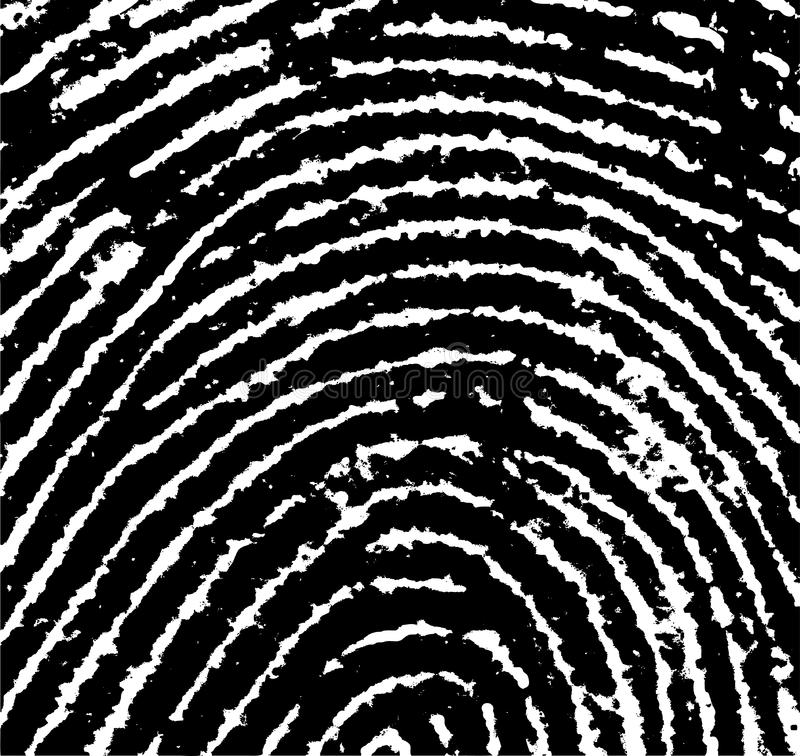 Fingerabdruck-Ernte 3 stockfotos