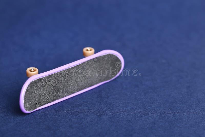 fingerboard stockbild