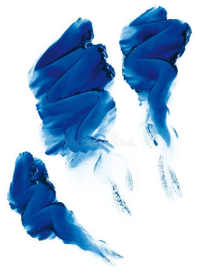 fingerpaint διανυσματική απεικόνιση