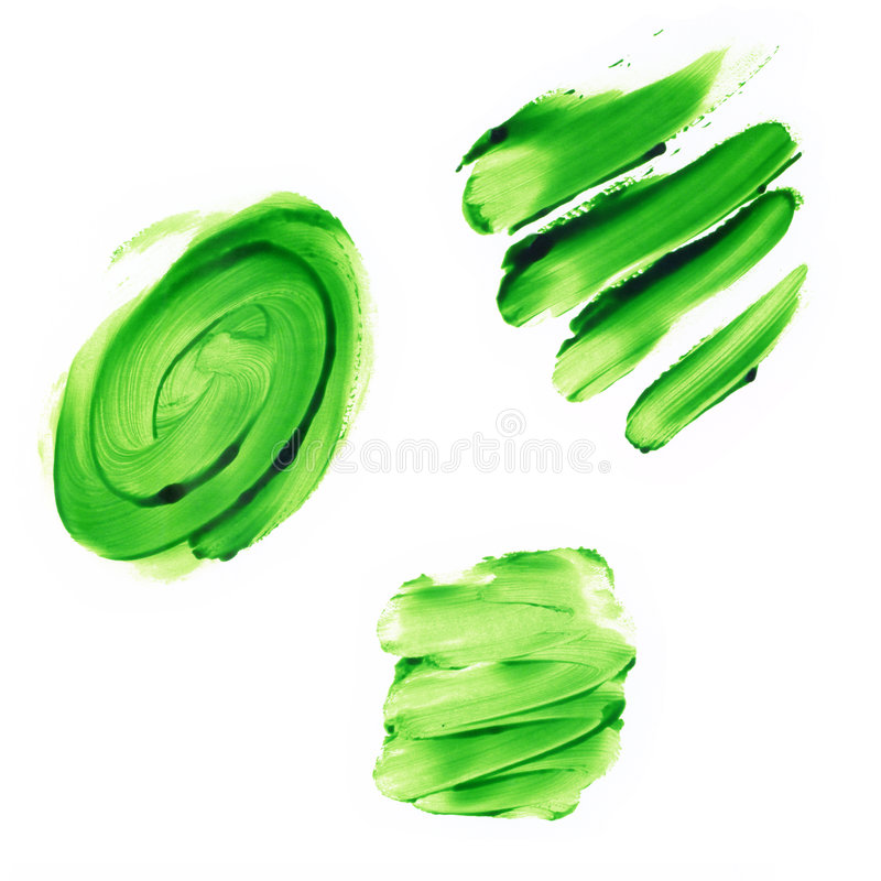 Fingerpaint vector illustratie