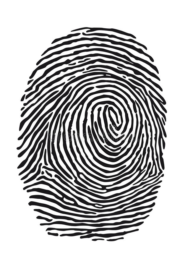 Free Fingerprint Royalty Free Stock Photos - 35674308