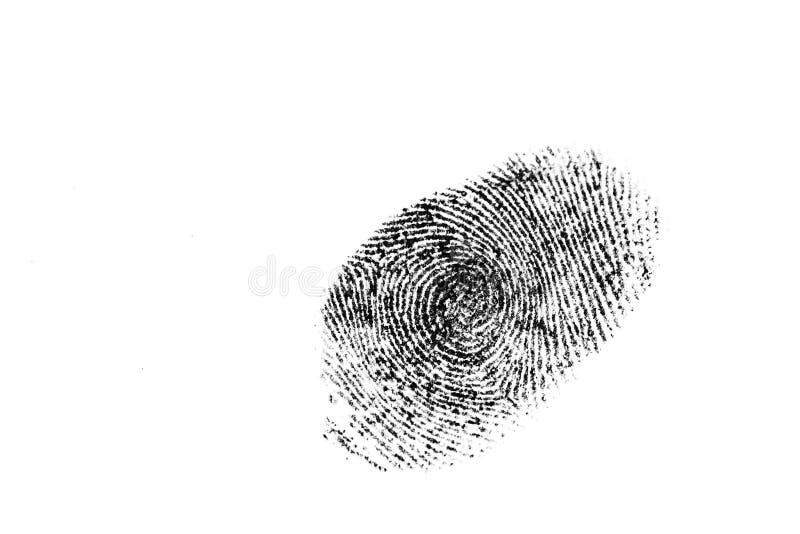 fingerprint immagini stock