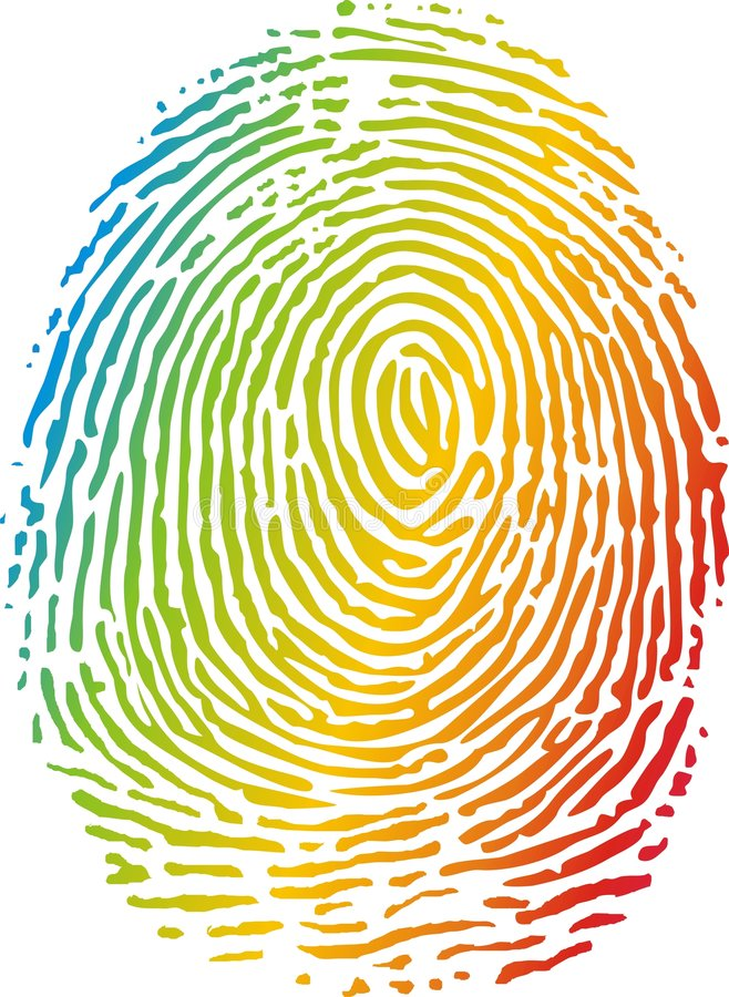 Free Fingerprint Royalty Free Stock Photo - 6154275