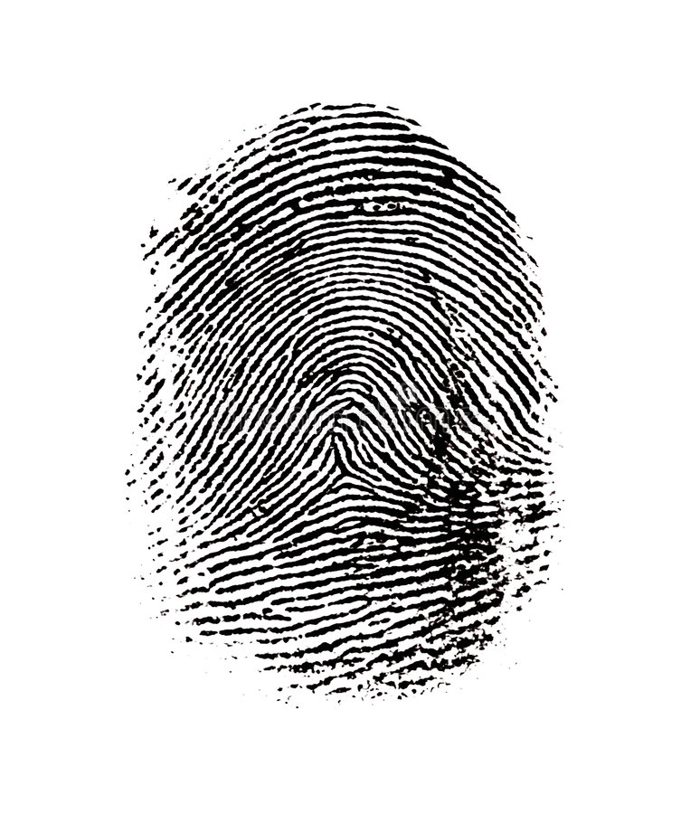 Free Fingerprint Stock Photography - 7259662