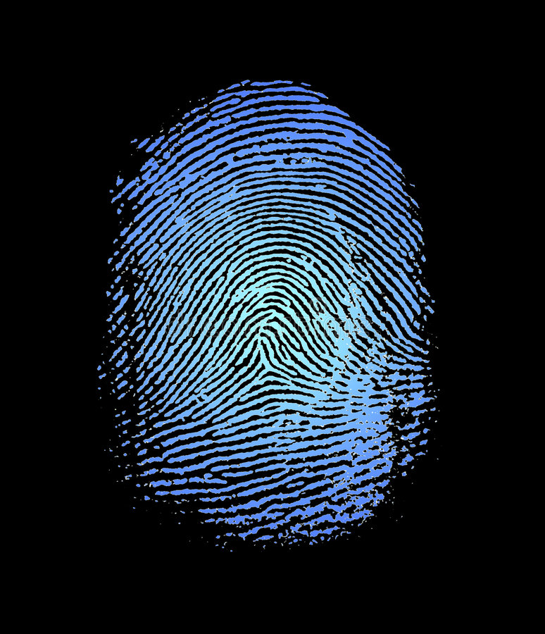 Free Fingerprint Royalty Free Stock Image - 7259666