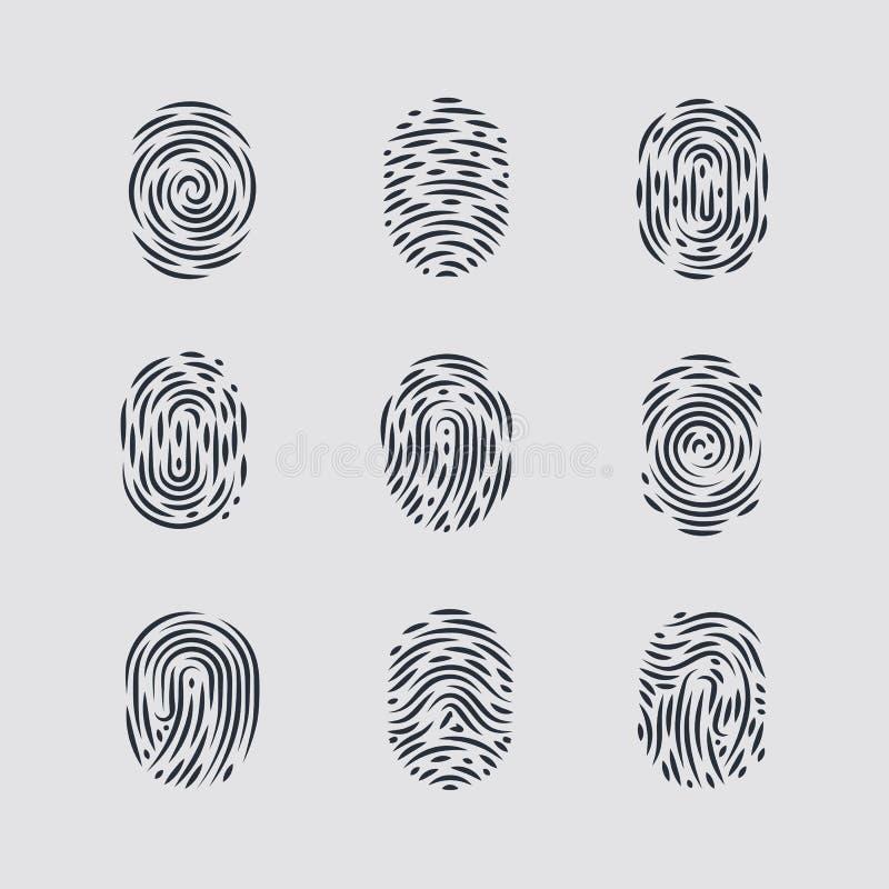 fingerprint libre illustration