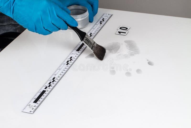 Download Fingerprint stock photo. Image of criminal, investigator - 39902984