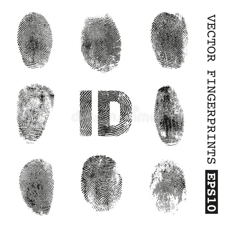fingerprints απεικόνιση αποθεμάτων