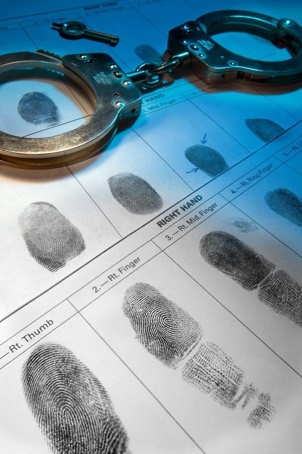 Download Fingerprints - Law And Order Stock Photo - Image: 16232902