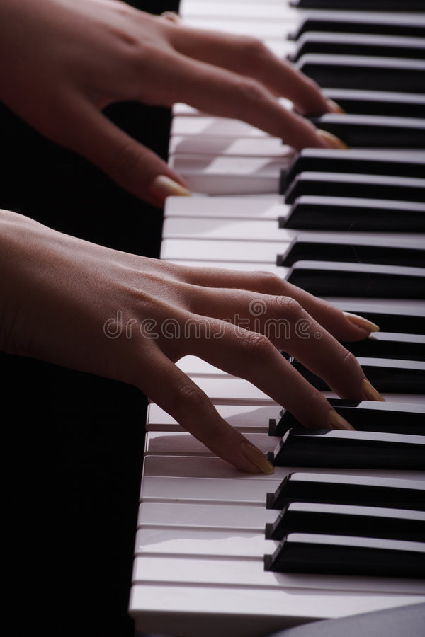 Download Fingers key stock image. Image of musician, perform, note - 2610939