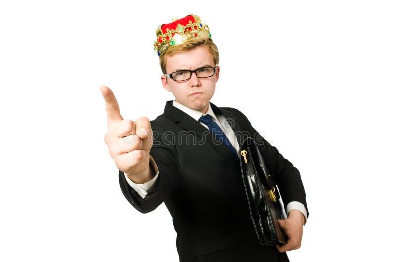 fingrar hans peka för man royaltyfria bilder