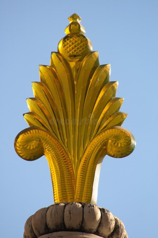 finial udaipur κρυστάλλου στοκ φωτογραφίες
