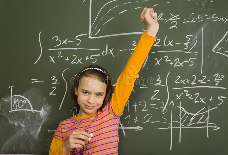 Download Finish! stock image. Image of counting, person, education - 2235877