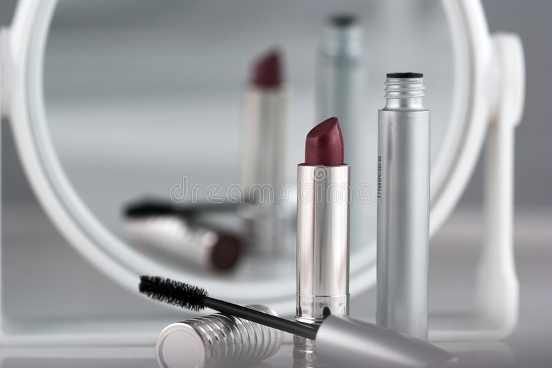Download Finishing Touch stock image. Image of conceptual, mascara - 171945
