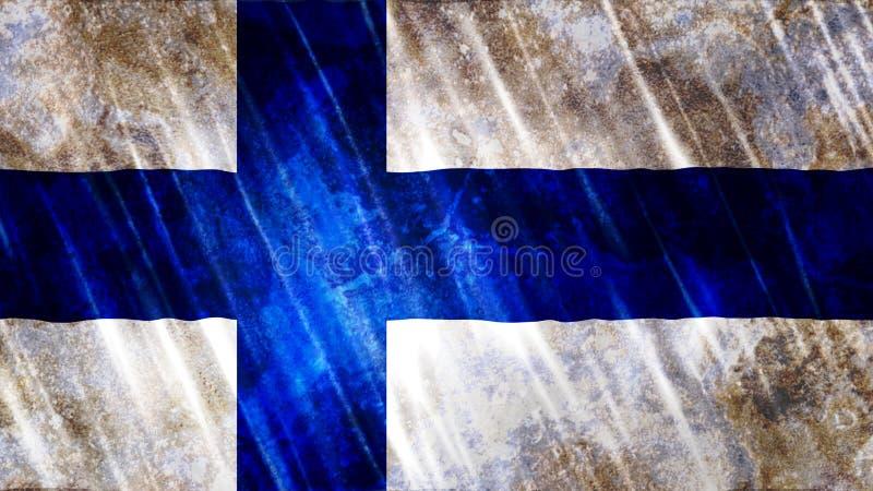 Finland Flag. For Print, Wallpaper Purposes, Size : 7680  x 4320 Pixels, 300 dpi, Jpg Format vector illustration