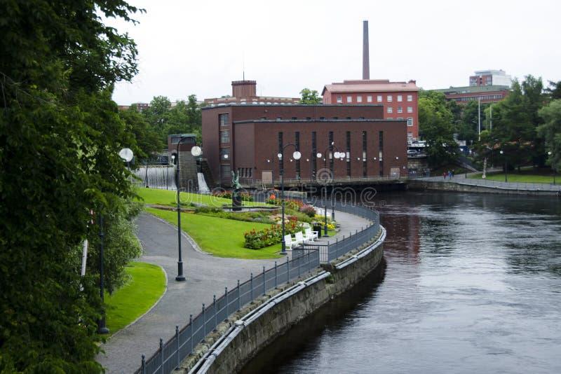 finland Tampere photographie stock libre de droits