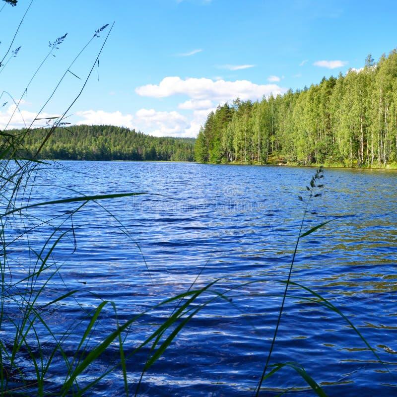 Finlandia hermosa imagen de archivo libre de regalías