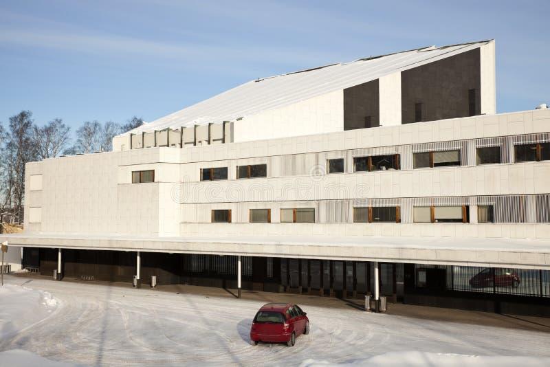 Finlandia Pasillo fotografía de archivo