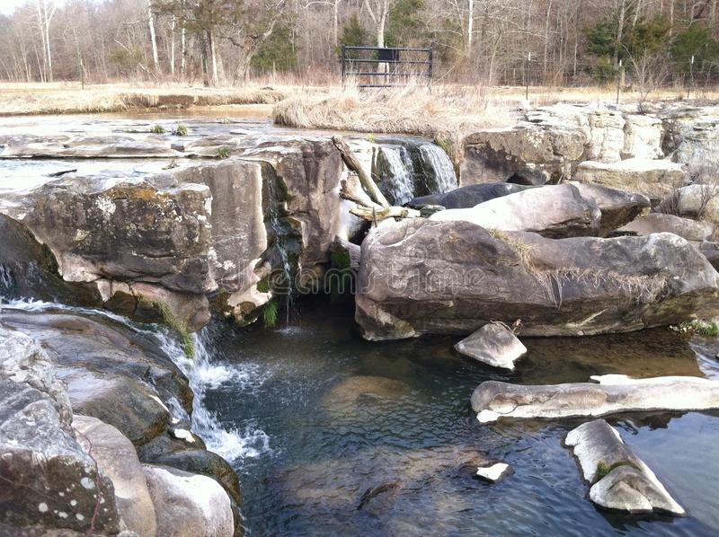 Finley Falls image libre de droits