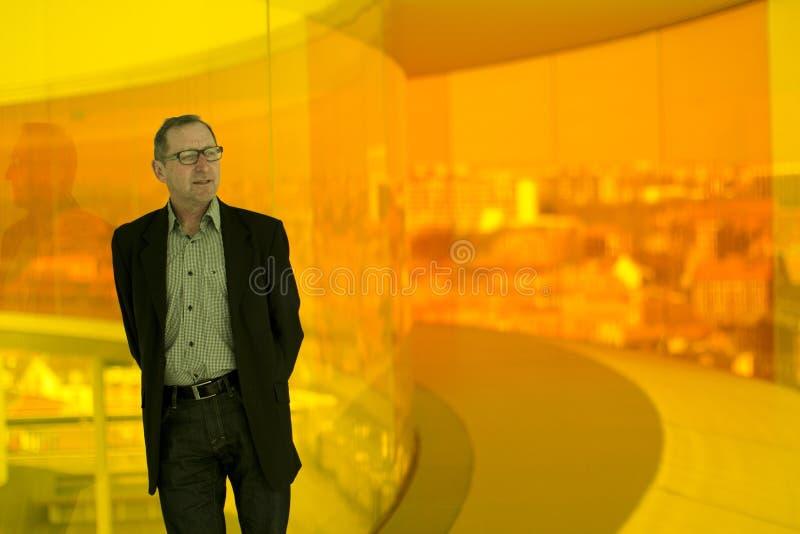 Finn Nørbygaard lizenzfreie stockfotos