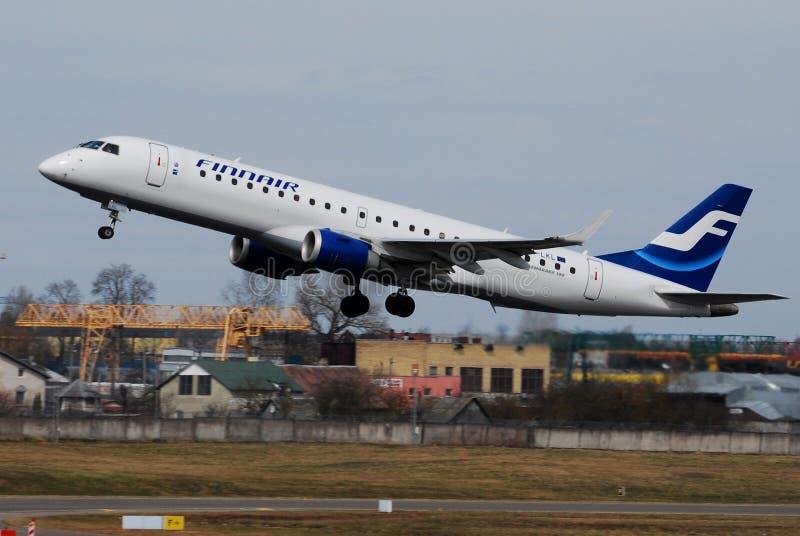 Finnair Embraer 170 Editorial Photo
