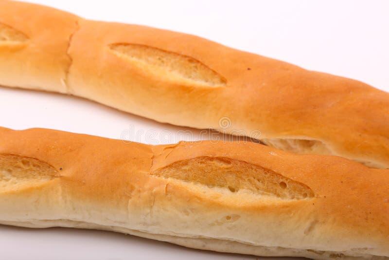 Fino Bread. On white background stock photo