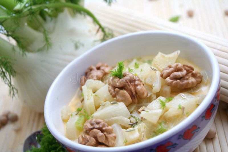 Download Finocchio immagine stock. Immagine di vitamine, sano, dieta - 7307439