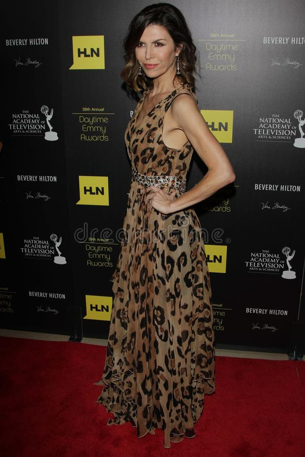Download Finola Hughes At The 39th Annual Daytime Emmy Awards, Beverly Hilton, Beverly Hills, CA 06-23-12 Editorial Photography - Image: 25585312