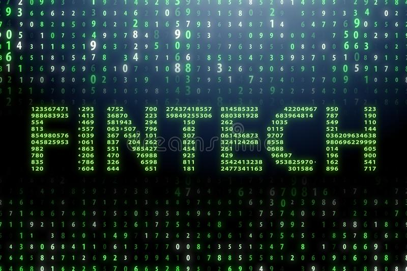 The fintech in financial technology concept. Fintech in financial technology concept stock images