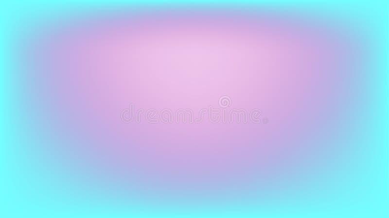 Fiołkowy i bławy abstrakcjonistyczny gradientowy siatka wektoru tło ilustracji