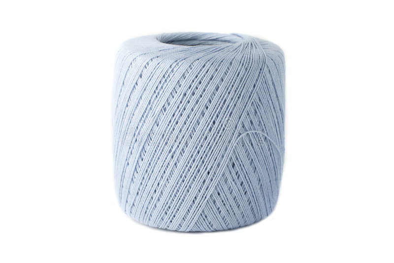 Fio do Crochet imagens de stock royalty free