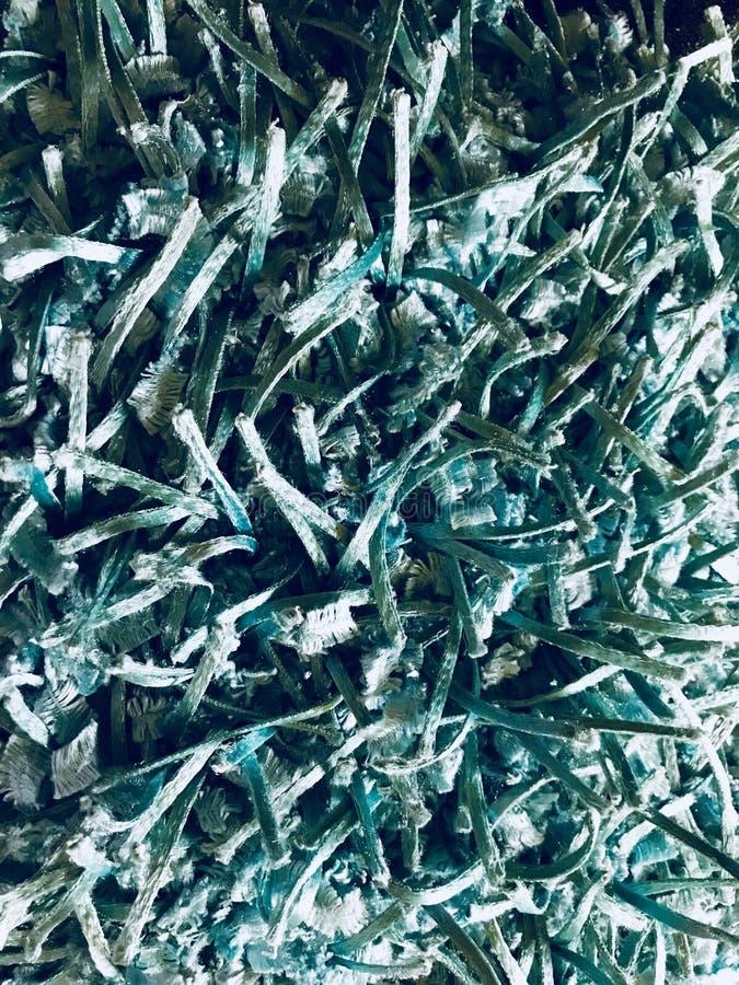 Fiocco sudicio blu immagine stock libera da diritti