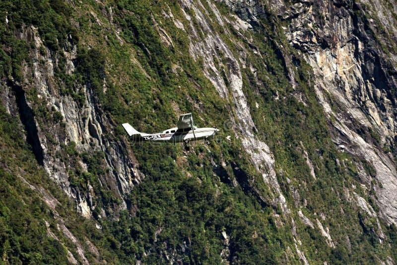 Fiordland Nieuw Zeeland royalty-vrije stock foto