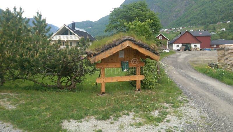 Fiordos de Noruega foto de archivo libre de regalías