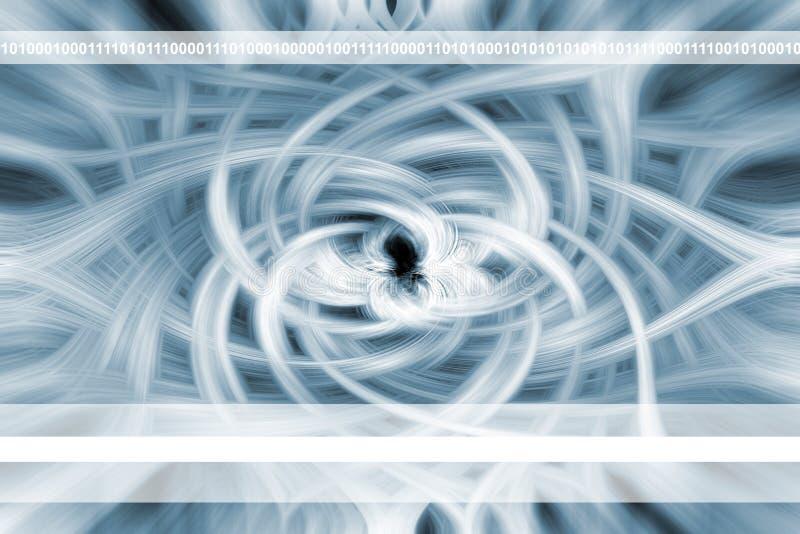 Fiore Astratto - Priorità Bassa Fotografia Stock