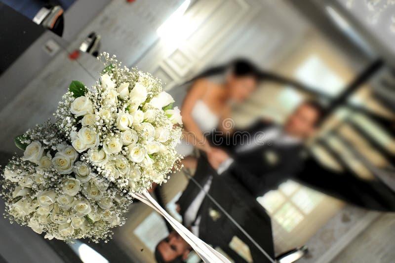 Fiore della sposa immagine stock libera da diritti